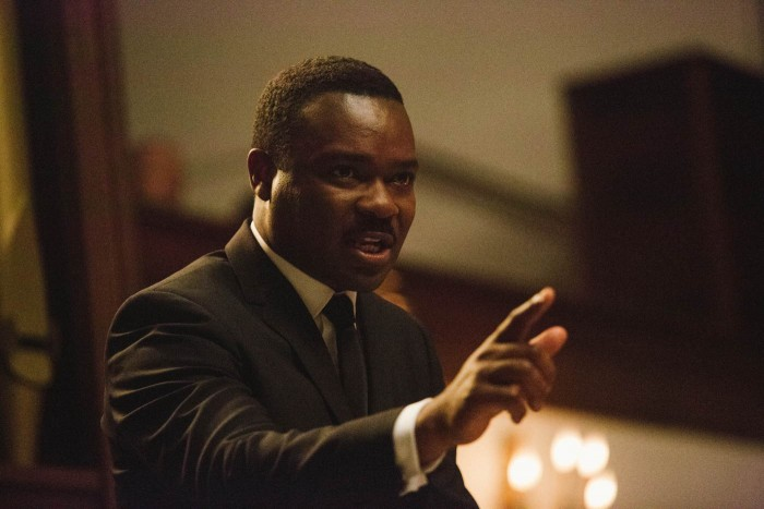 David Oyelowo as Martin Luther King in Selma